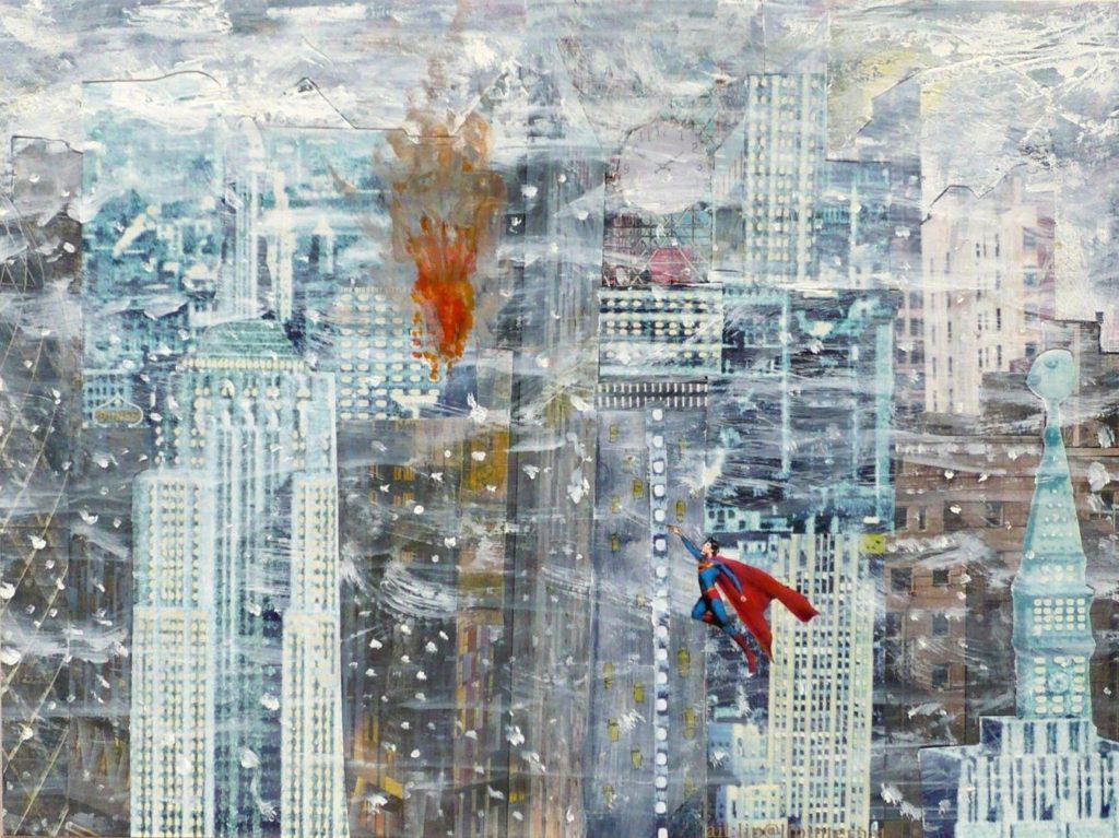 Gotham Collage