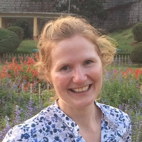 Lucy Strathon - Markets Co-ordinator