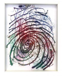 Fingerprint, glue